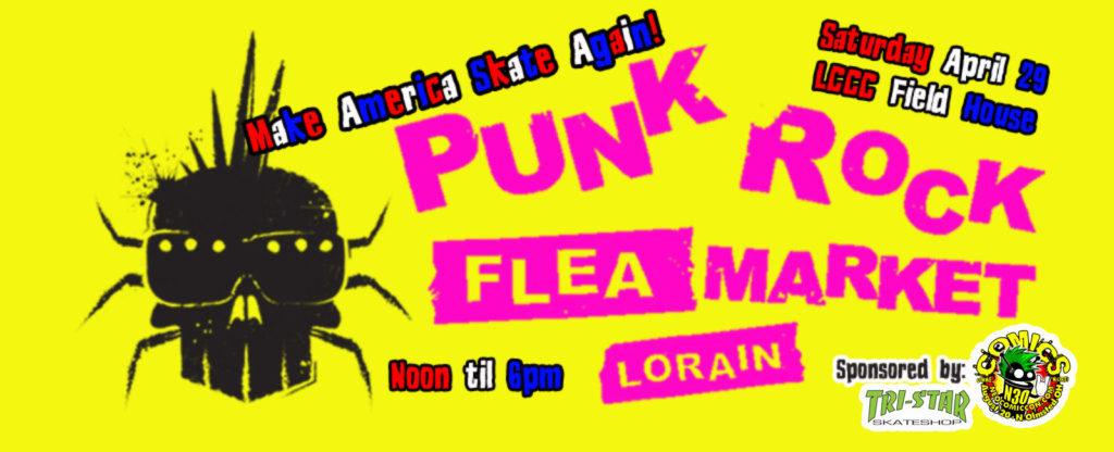 Punk Rock Flea Market Lorain